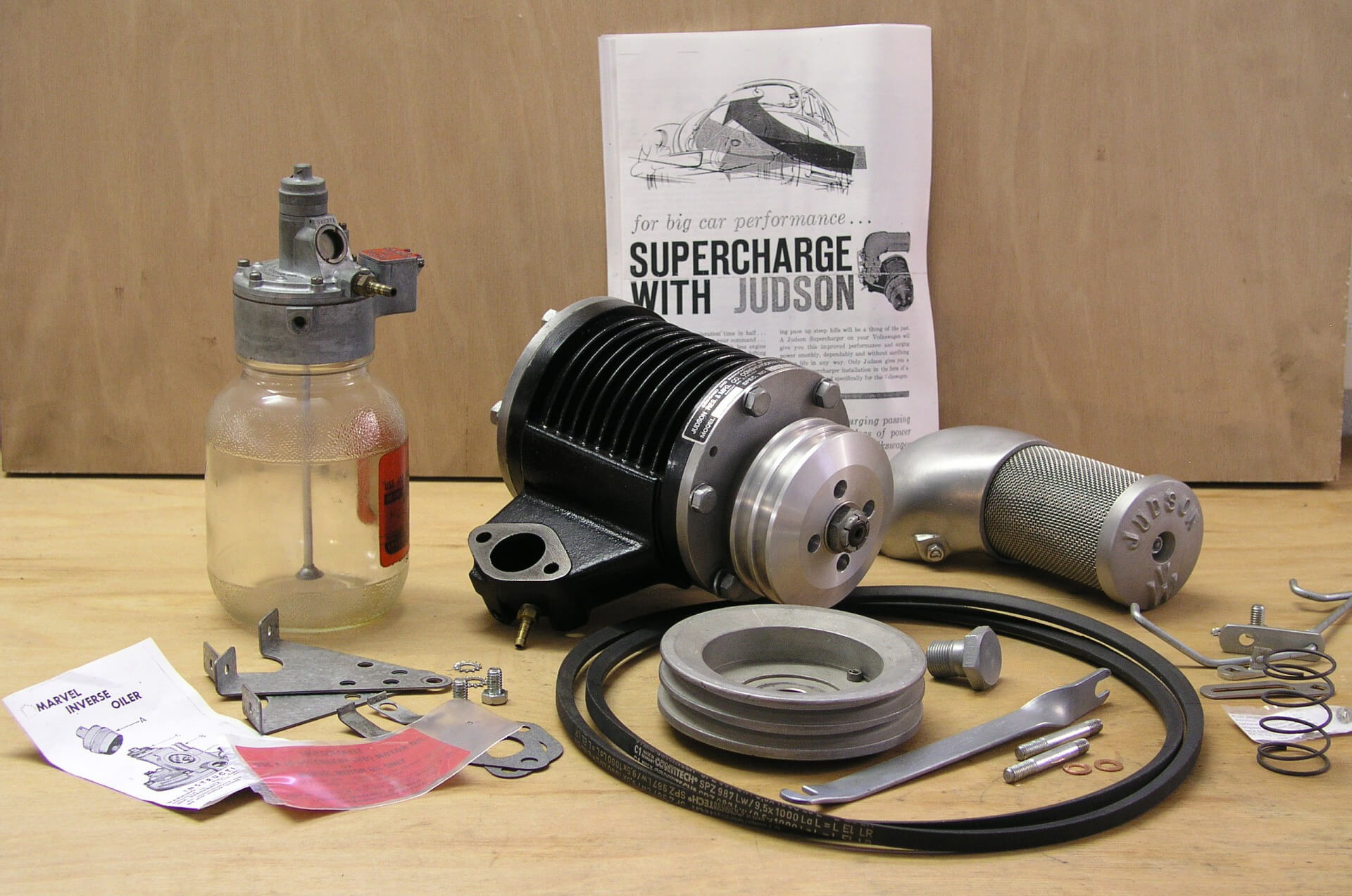 judson-kompressor